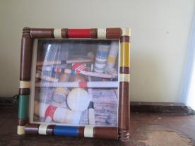 croquet stick frame