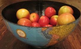 half globe bowl